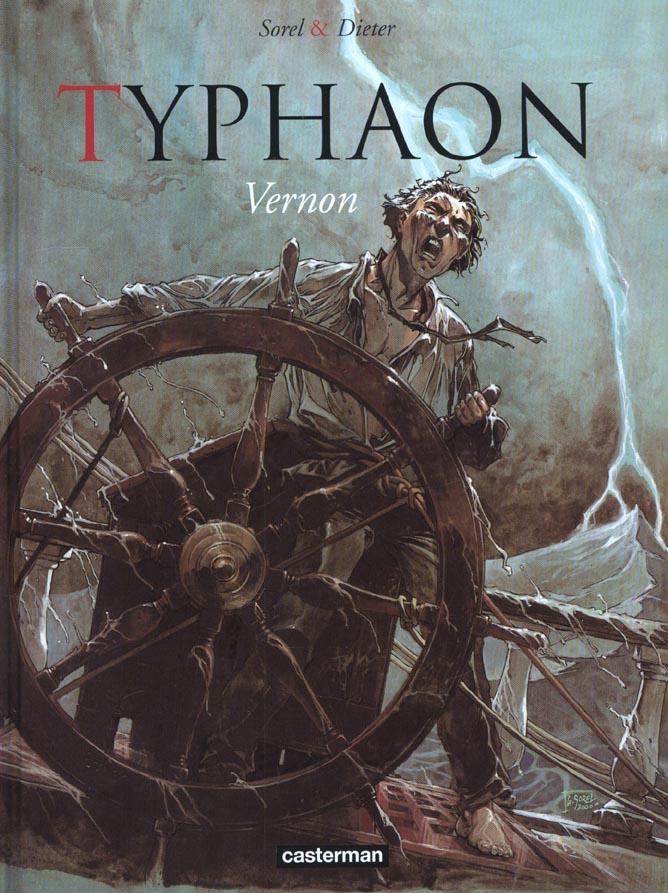 Typhaon t.2 ; Vernon