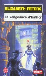 Couverture de La vengeance d'hathor