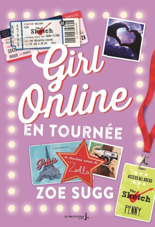 Girl Online en tournée. Girl Online, Tome 2