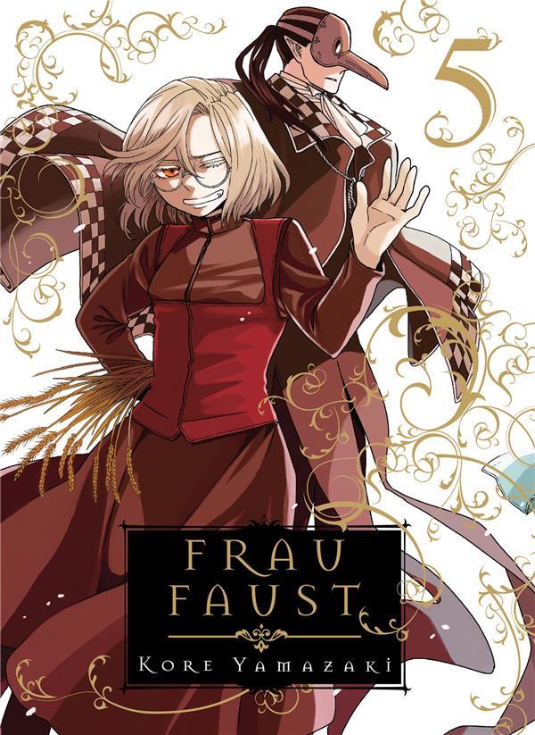 Frau Faust T.5