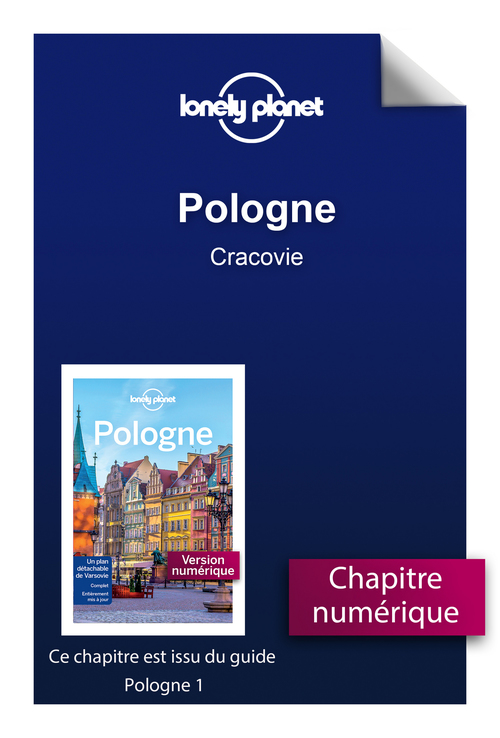 Pologne - Cracovie  - Lonely Planet Fr