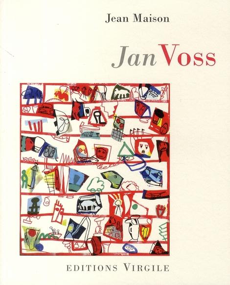Jan Voss,un pas devant l'autre