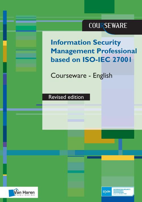 Information Security Management Professional based on ISO/IEC 27001 Courseware - English - Ruben Zeegers - ebook