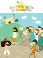 Vente Livre Numérique : Les Habits neufs de l'empereur  - Charlotte Grossetête