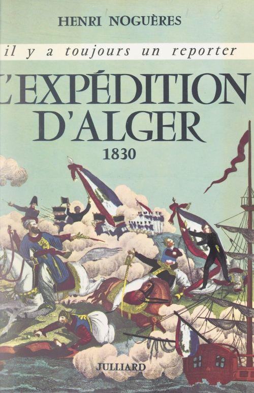 L'expédition d'Alger, 1830