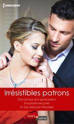 Vente EBooks : Irrésistibles patrons  - Janice Lynn - Caroline Anderson - Natalie Anderson