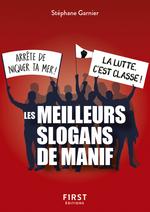 Vente Livre Numérique : Petit Livre - Les meilleurs slogans de manif  - Stéphane GARNIER
