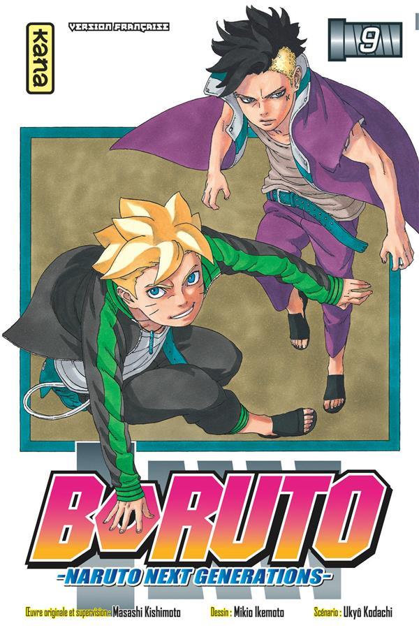 Boruto - Naruto next generations t.9