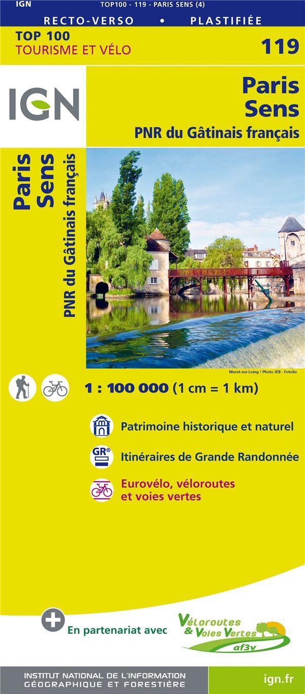 TOP100119 ; Paris, Sens (édition 2018)