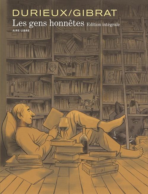 Les Gens Honnêtes, L'Intégrale - Tome 1 - Les gens honnêtes (Edition spéciale)