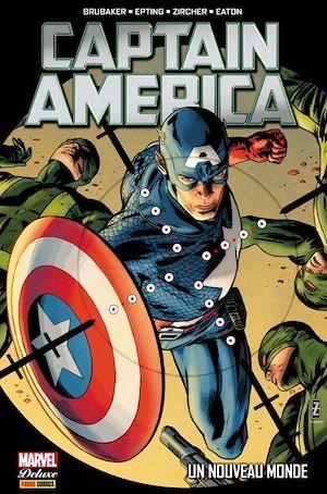 Captain America T.2 ; un nouveau monde