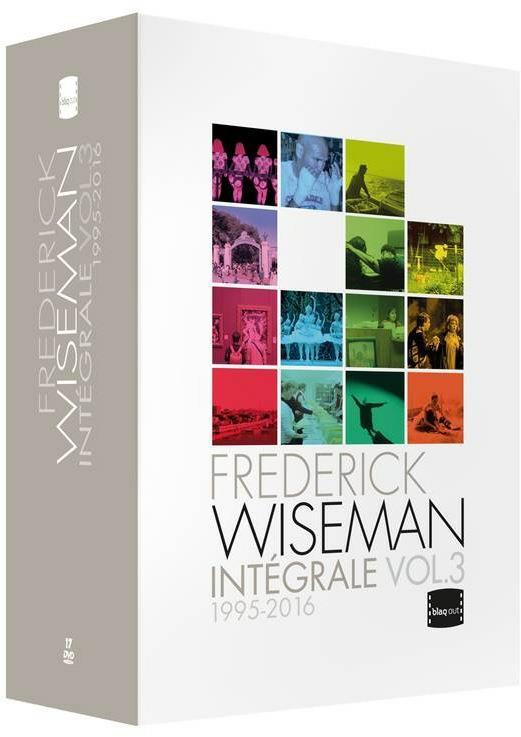 Frederick Wiseman - Intégrale Vol. 3 : 1995-2016