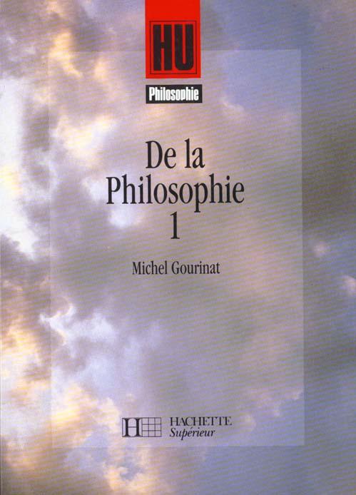 De La Philosophie T.1