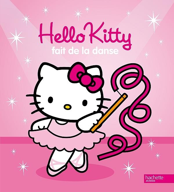 Hello Kitty Fait De La Danse