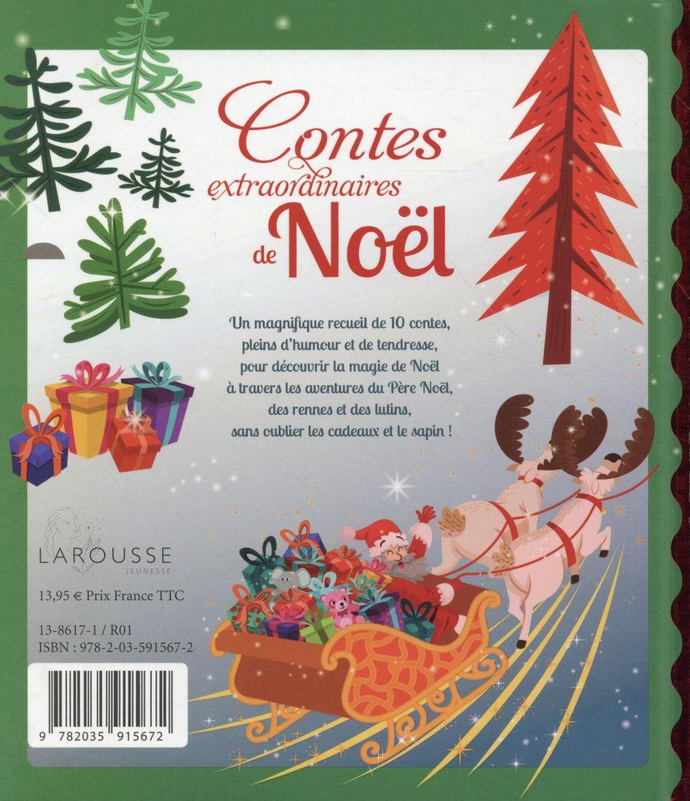 Contes extraordinaires de Noël