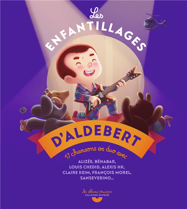 LES ENFANTILLAGES D'ALDEBERT ALDEBERT