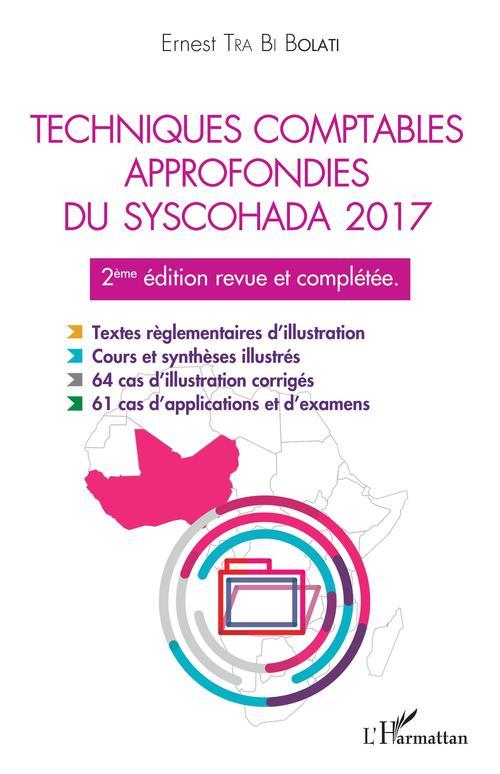 Techniques comptables approfondies du syschohada 2017 (2e édition)