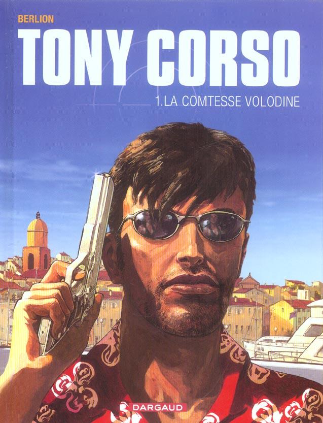 Tony Corso t.1 ; la comtesse Volodine