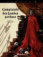 Vente Livre Numérique : Complainte des landes perdues - Cycle 1 - Tome 3 - DAME GERFAUT  - Jean Dufaux