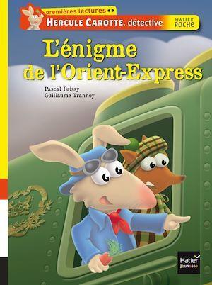 Vente EBooks : L'énigme de l'Orient-Express  - Pascal Brissy
