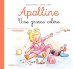 Vente EBooks : Apolline ; une grosse colère  - Didier Dufresne - Sophie Cazenave Chevalier