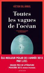 Vente EBooks : Toutes les vagues de l'océan  - Victor del Árbol