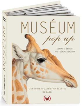 Museum pop up ; une visite au Jardin des plantes de Paris