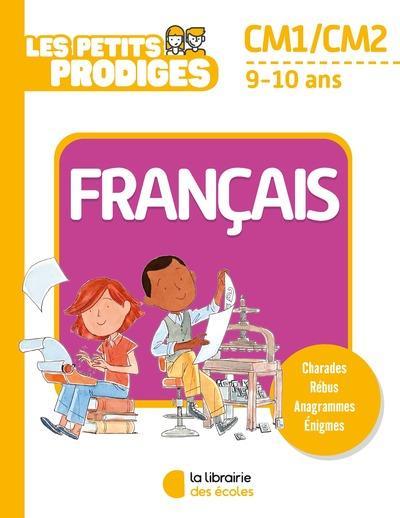 Les petits prodiges ; français ; CM1