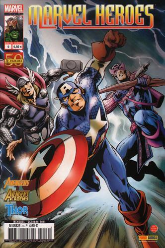 Marvel Heroes T.9