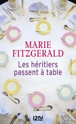 Vente Livre Numérique : Les Héritiers passent à table  - Marie FITZGERALD