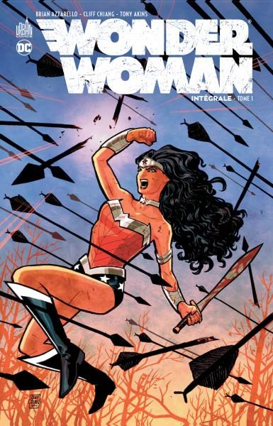 Wonder Woman ; INTEGRALE VOL.1