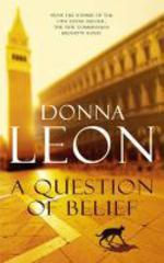 Vente Livre Numérique : A Question of Belief  - Donna Leon
