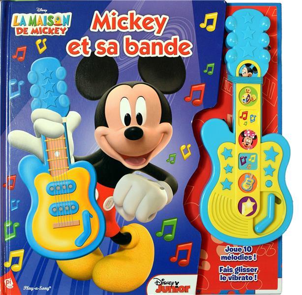 La maison de Mickey ; Mickey et sa bande