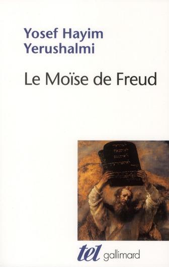 Le Moïse de Freud