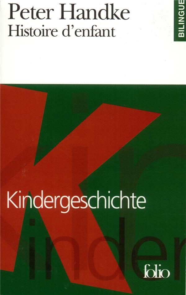 Histoire d'enfant/kindergeschichte
