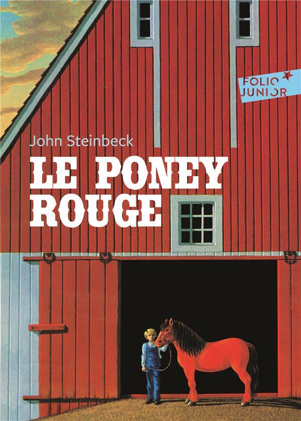 Le Poney Rouge