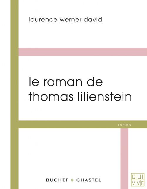 Le roman de Thomas Lilienstein