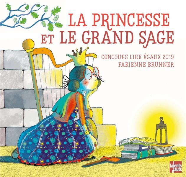 La princesse et le grand sage