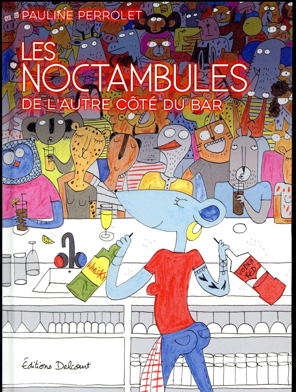 Les noctambules ; de l'autre côté du bar