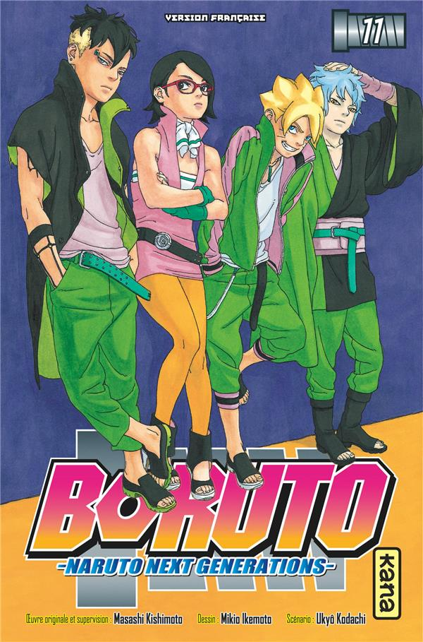 Boruto - Naruto next generations T.11