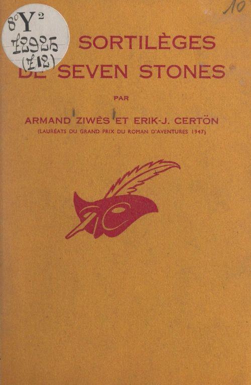 Les sortilèges de Seven Stones