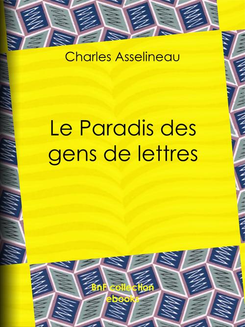 Le Paradis des gens de lettres