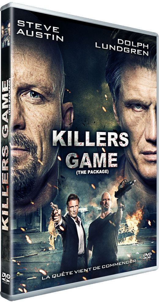 killers game - the package