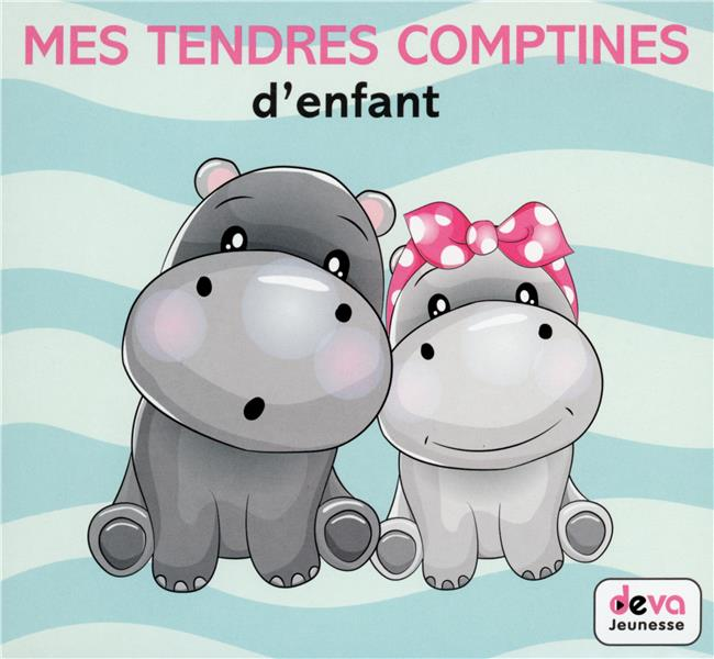 mes tendres comptines