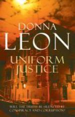 Vente Livre Numérique : Uniform Justice  - Donna Leon