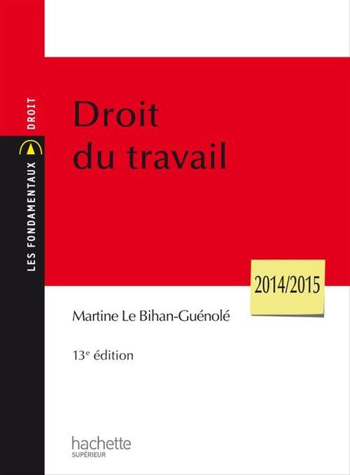 Droit du travail (édition 2014/2015)