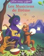 Vente EBooks : Mes contes préférés - Les musiciens de Brême  - Frères Grimm