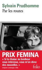 Vente EBooks : Par les routes  - Sylvain Prudhomme