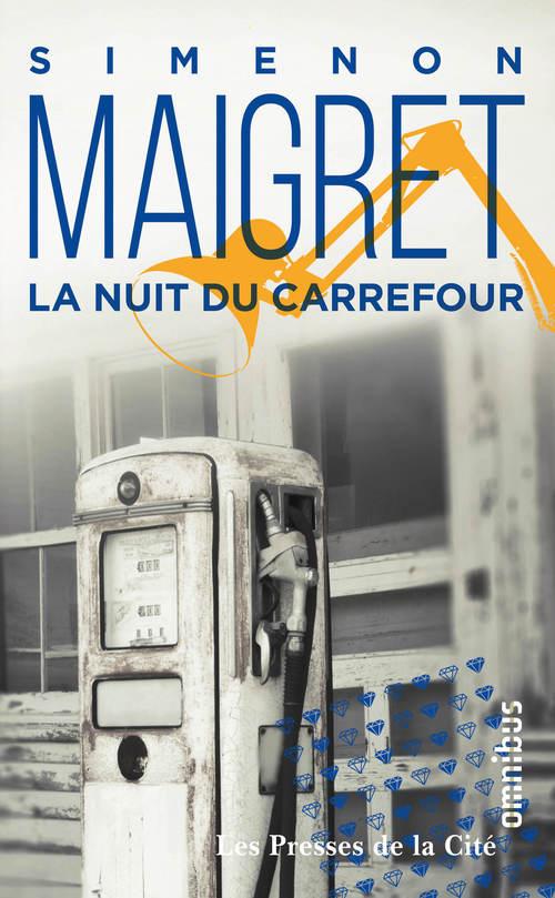 La Nuit du carrefour  - Georges Simenon (1903-1989)