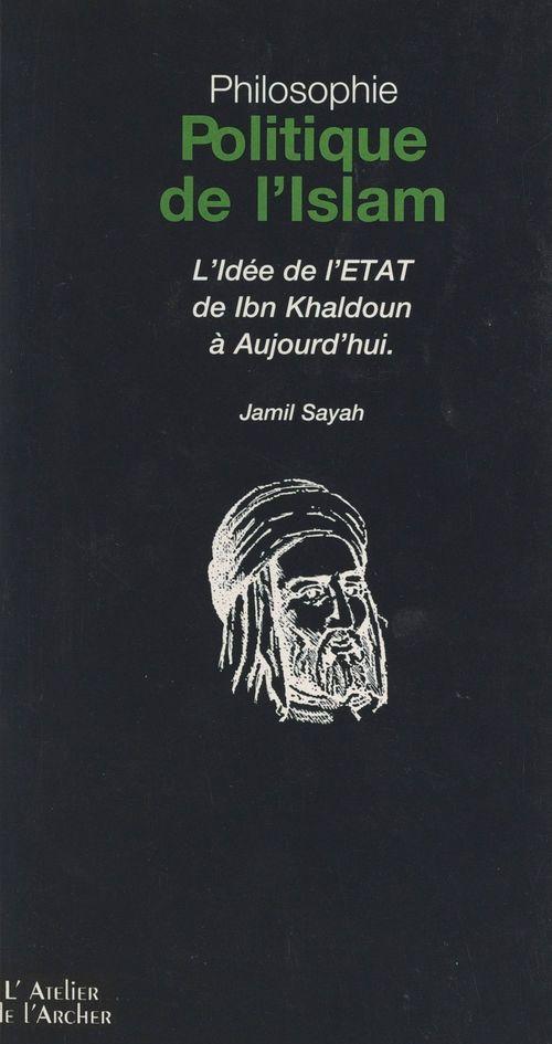 Philosophie politique de l'Islam